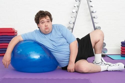 Cvičení pro pěkné břicho je vyčerpávající